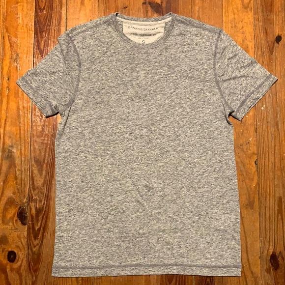 Gray Banana Republic T-Shirt